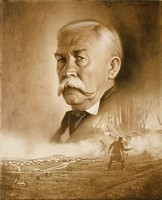 Virgil Earp: Day of Decision&lt;br&gt; LIMITED EDITION CANVAS