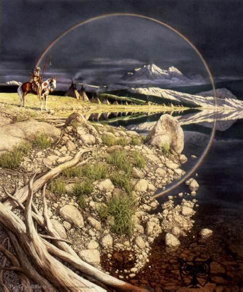 Bev Doolittle  Artwork