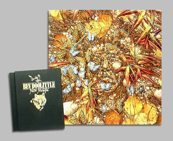 Bev Doolittle - New Magic The Collectors edition W/ Spirit -  COL.BOOK & PRINT Published by the Greenwich Workshop
