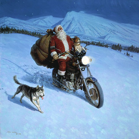 Tom Lovell - NORTH COUNTRY RIDER -  LIMITED EDITION PRINT Published by the Greenwich Workshop
