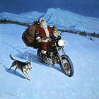 NORTH COUNTRY RIDER&lt;br&gt; LIMITED EDITION PRINT