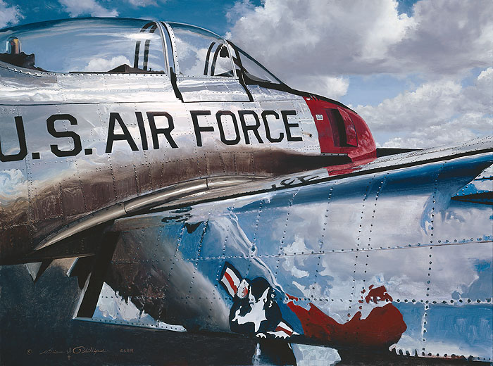 """Air Force Reflections"" by William S. Phillips"