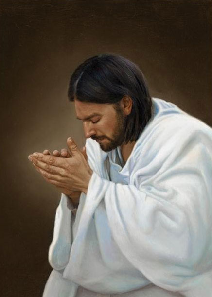 The Lord&#180;s Prayer<br> LIMITED EDITION CANVAS
