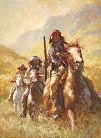 Legend of Geronimo<br> LIMITED EDITION PRINT