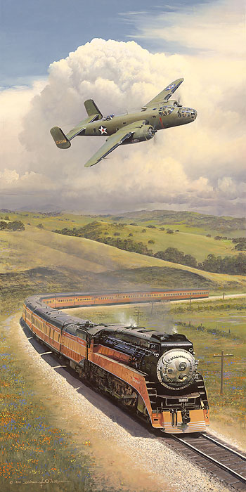 """Alameda Bound"" by William S. Phillips"