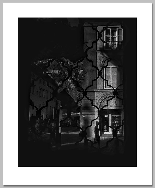 Ushi Grant - Sleep Walk -  OPEN EDITION PRINT Published by the Greenwich Workshop
