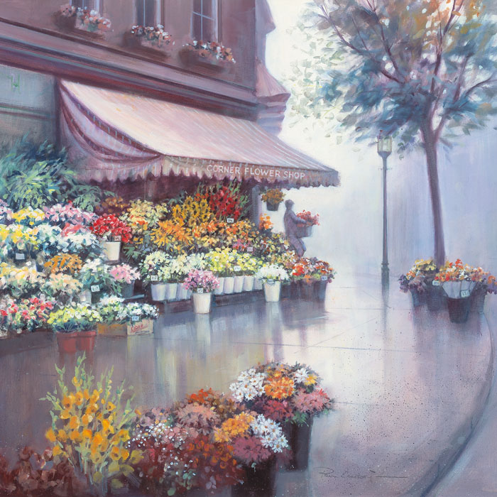 The Corner Flower Shop